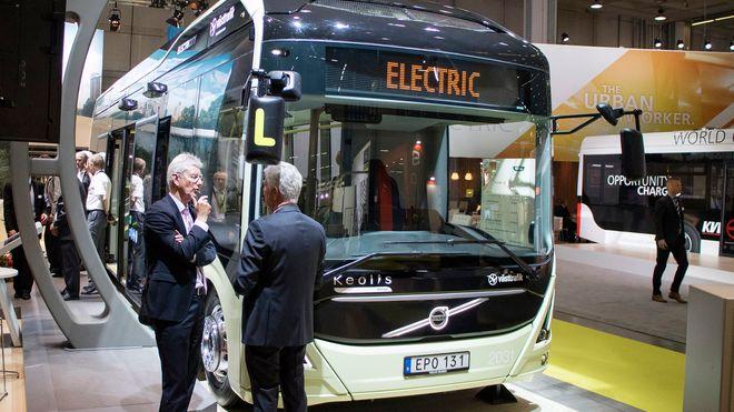 Volvo: – Om 10 år er det slutt for dieselmotoren i byene