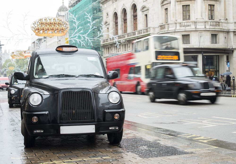 Neste år starter produksjonen av en ny London-taxi som slipper ut 75 prosent mindre CO2 enn dagens flåte.