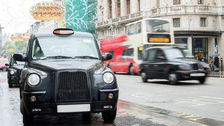 Nå blir den ikoniske London-taxien elektrisk