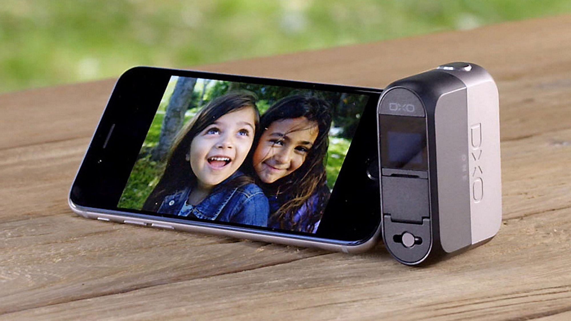 Dox One skal gi mobilen din bildekvalitet på linje med et kompaktkamera.