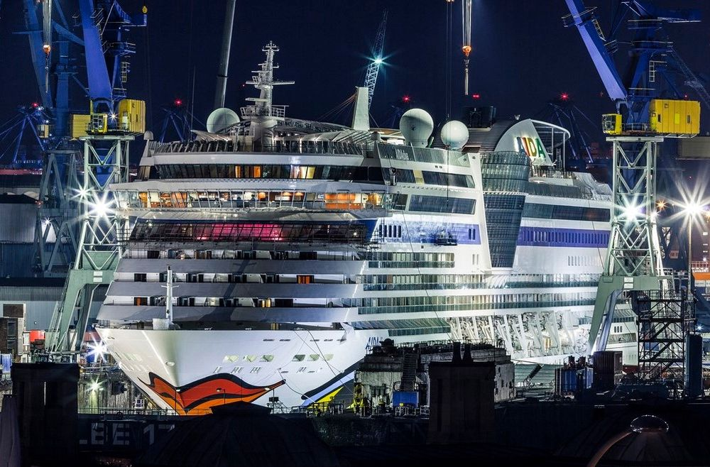 AIDA Cruises er sammen med Costa Cruises ledende i Europa. AIDA har holdt seg til Meyer Werft for alle sine 10 skip så langt.