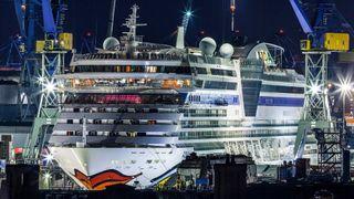 Carnival bestiller verdens første cruiseskip med LNG-motor