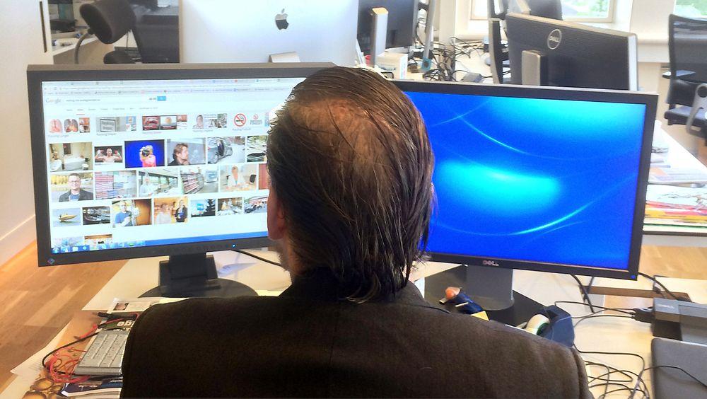 Facebook utvikler en algoritme som skal kjenne deg igjen på bilder, selv om ansiktet ikke er synlig.