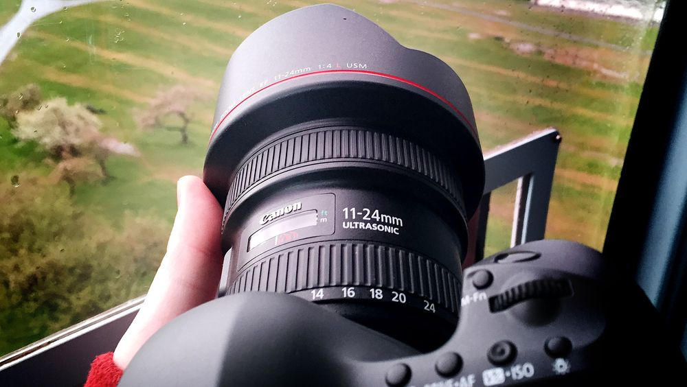 «Canon EOS 5Ds R er et monster når det kommer til ren bildekvalitet.»