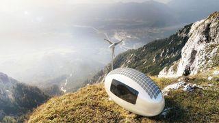 Denne boligkapselen skal revolusjonere campinglivet