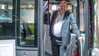 Ruter-sjefen om den utskjelte trikken, elbusser, leddbusser og biodrivstoff