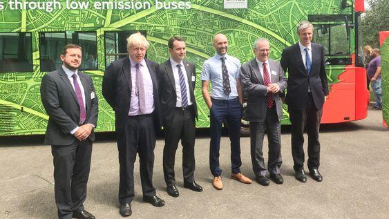 Miljøsamarbeid på buss: Oslo samarbeider med 40 andre byer i C40-gruppen om ny miljøvennlig teknologi for kollektivtransport. Den norske hovedstaden har mer ambisiøse mål enn de fleste. De vil bli fossilfrie i 2020, men i løpet av tiden frem til 2025 kommer de fleste andre etter.