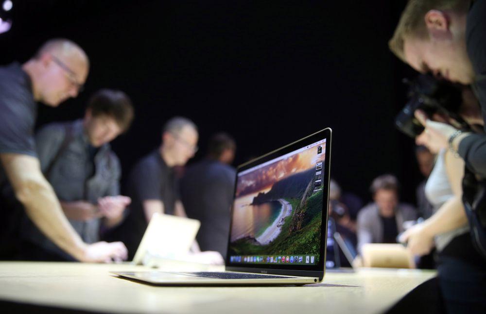 Blir du praktikant i Apple, kan du forvente deg en saftig månedslønn.
