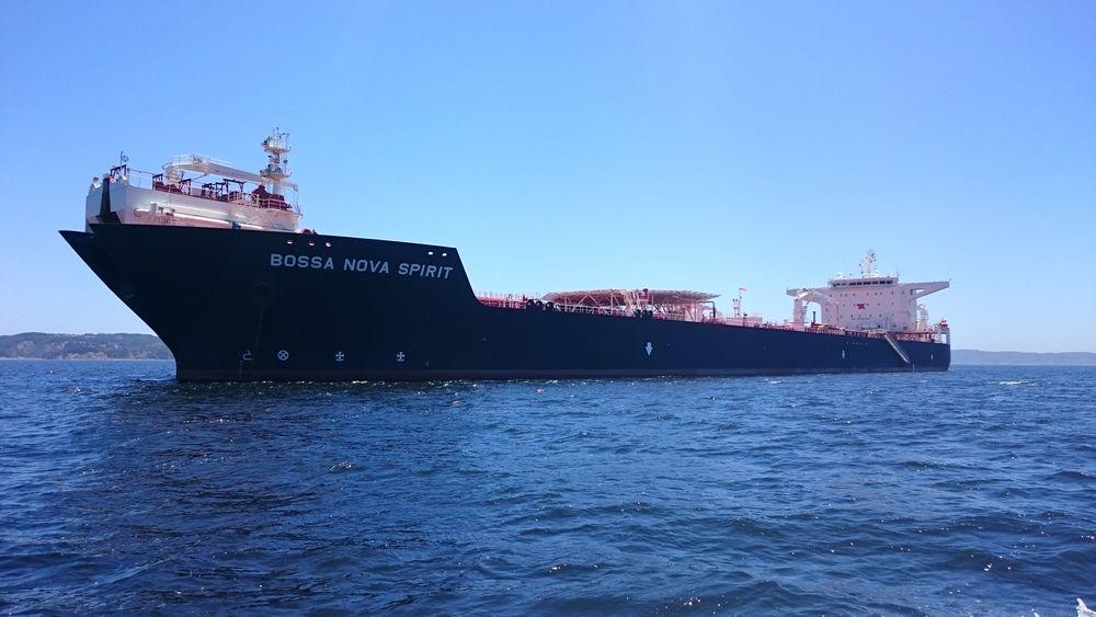 Skipet Bossa Nova Spirit har installert CVOC-teknologi for å redusere utslippene av flyktige organiske forbindelser (VOC). Teknologien kan stoppe utslippsøkningen på norsk sokkel, mener GBA Marine.