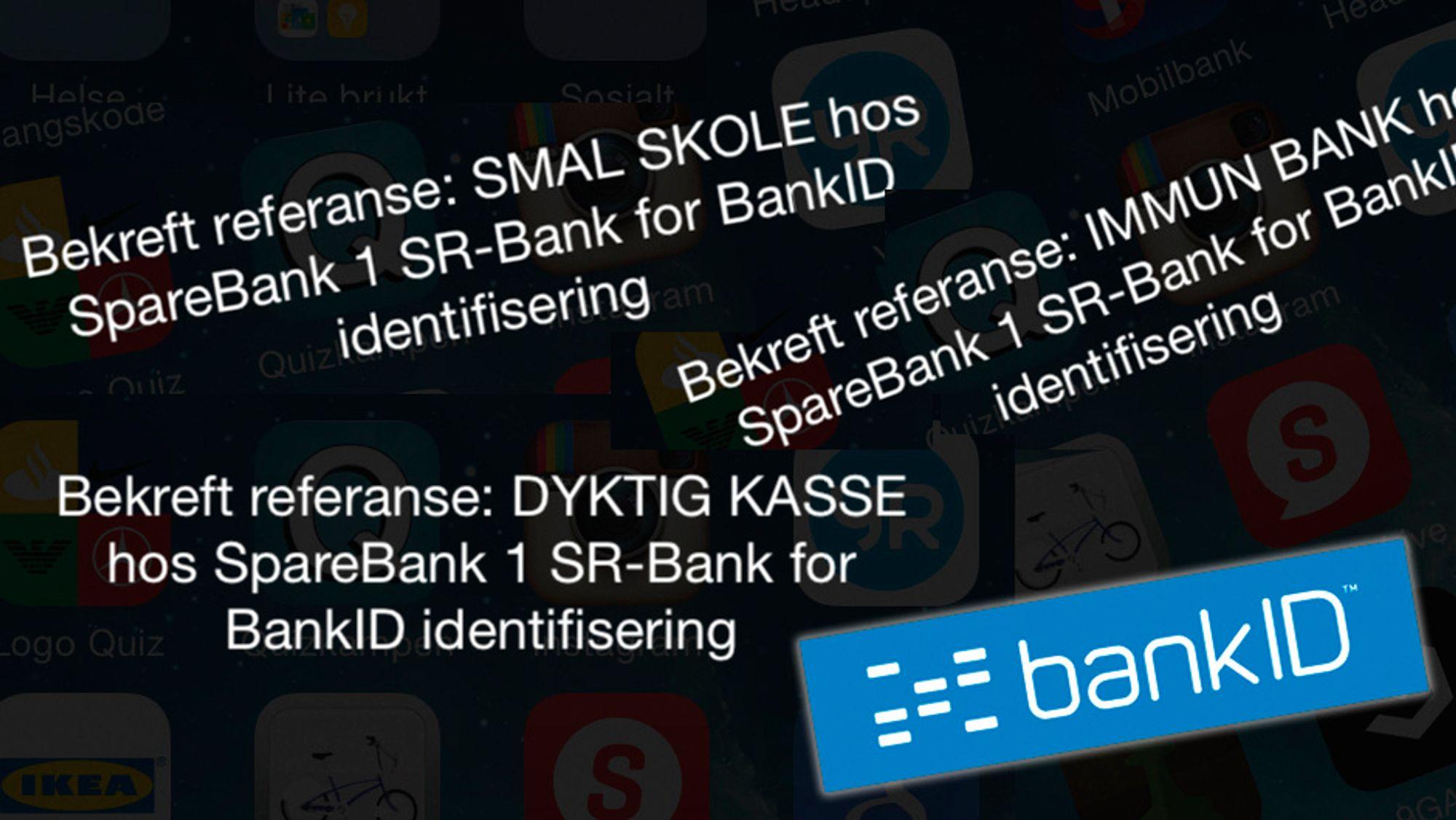 De fleste har et forhold til ordkombinasjonene som oppstår i BankID, men hvordan oppstår de egentlig?