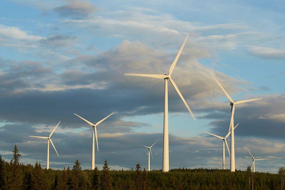 Søndag og mandag produserte svensk vindkraft mer enn kjernekraften i landet. Det er trolig første gang det skjer.