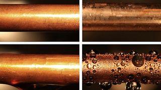 Slik kan supermaterialet bedre effektiviteten i dampturbiner