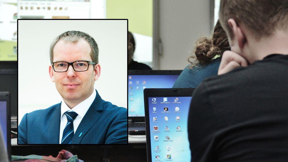 Administrerende Direktør i Abelia, Håkon Haugli, mener IKT-næringens bidrag bør bli pensum for de som er bekymret for vekst i produktiviteten.