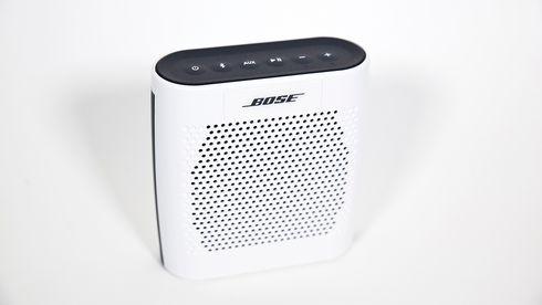 Flott retro-høyttaler med god lyd