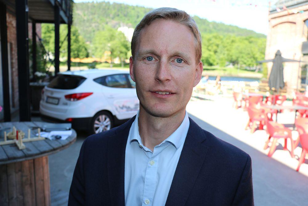 Olav Rommetveit i Zephyr AS, mener det nå er opp til andre vindkraftaktører å vise at vind har en framtid også i Norge, etter Statkrafts vind-avlysning.