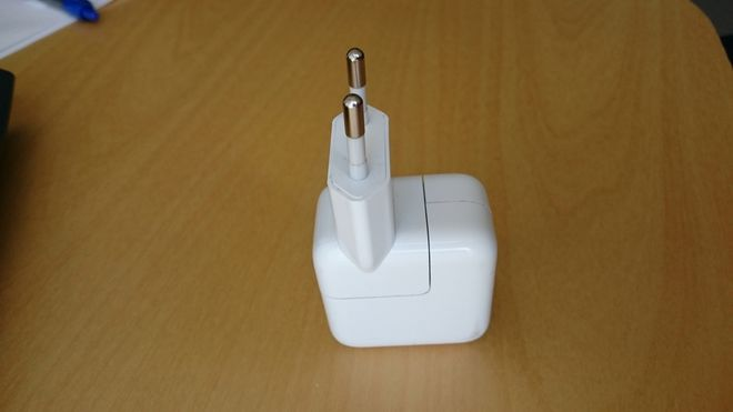 Apple taus om farlig Ipad-lader