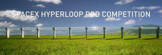 Slik lanseres SpaceX den nye konkurransen om å designe Hyperloop-kapslene.