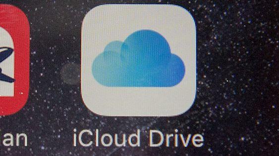iCloud Drive er tilgjengelig som egen app på iOS 9. Den fungerer som filutforsker til skytjenesten.