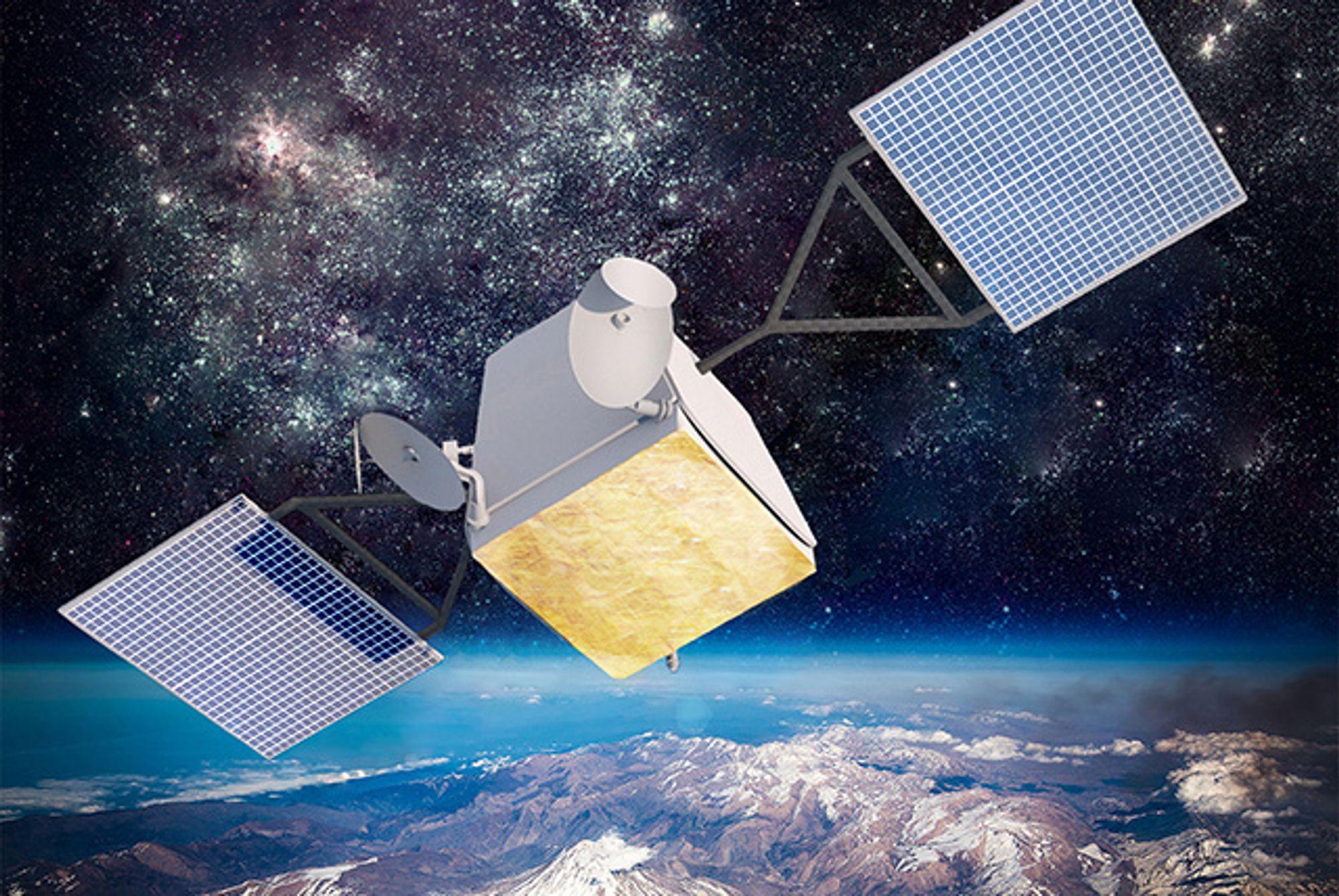 Airbus og selskapet OneWeb planlegger å bygge 900 satellitter på under 150 kg hver, som skal sørge for internett til steder som i dag har dårlig dekning.