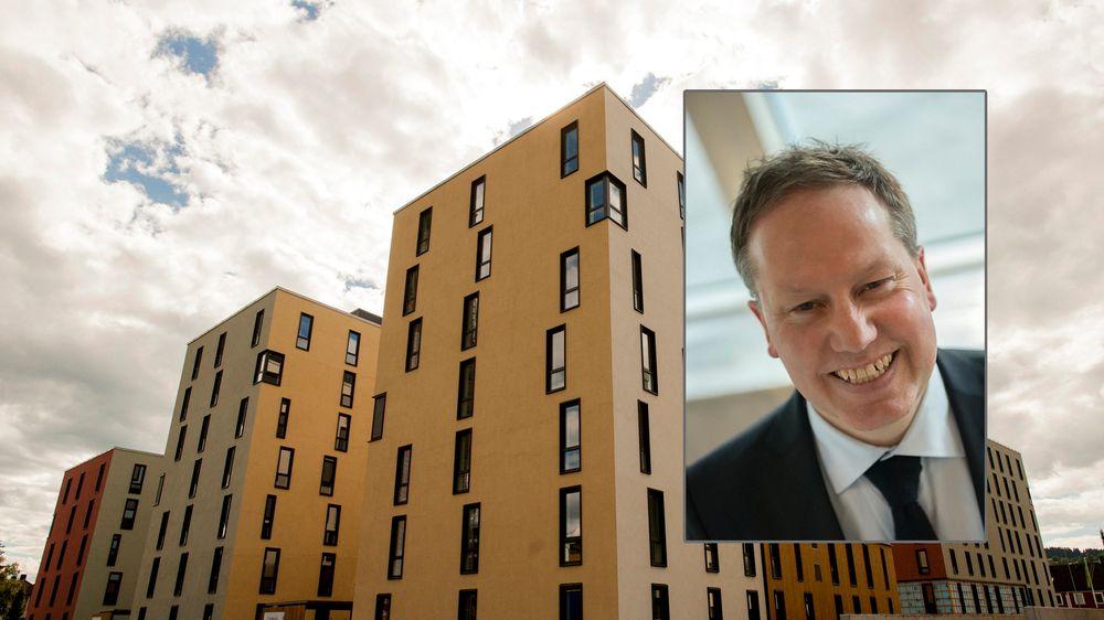 Effektiviseringstakten i eksisterende bygningsmasse er lav, og skillet mellom investering og drift er fortsatt ikke løst, påpeker bidragsyter Roald Smelhus.