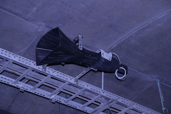 Høytalere skal bedre trafikksikkerheten i tunneler.