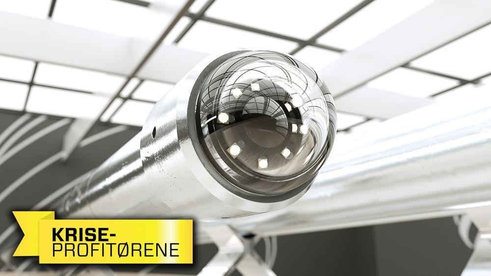 Kamerateknologien til Vision IO hjelper oljeselskapene med å gjøre visuelle inspeksjoner av oljebrønner.