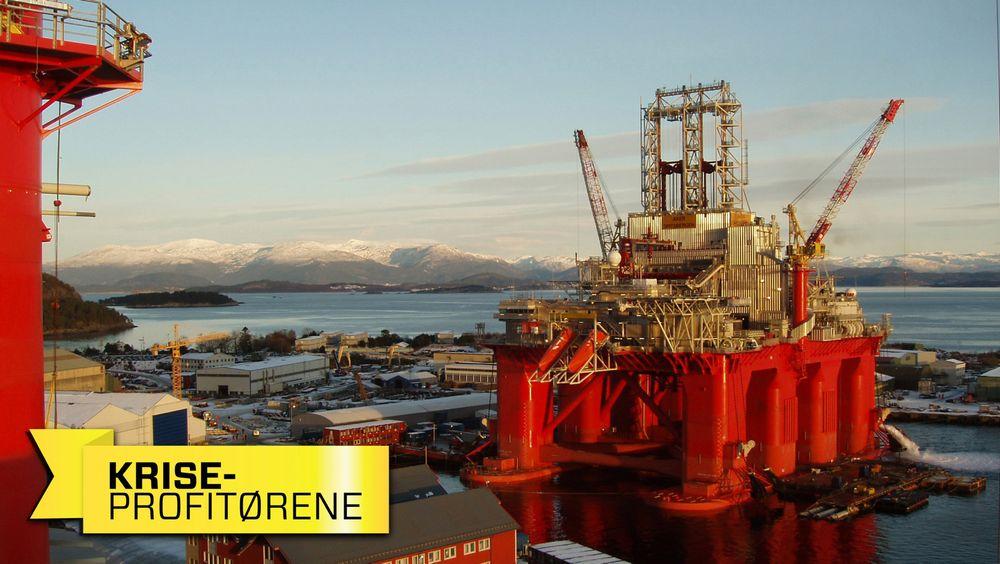 Denne riggen og mannskapet ombord, samt bedre utnyttelse av eksisterende teknologi får æren for at Statoil har satt borerekord på dypt vann.