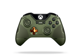 Halo 5: Master Chief Xbox One kontroller.