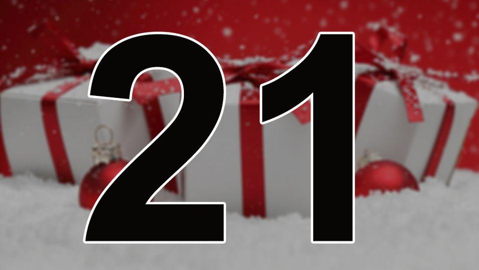 KONKURRANSE: Vi åpner en ny luke i kalenderen vår