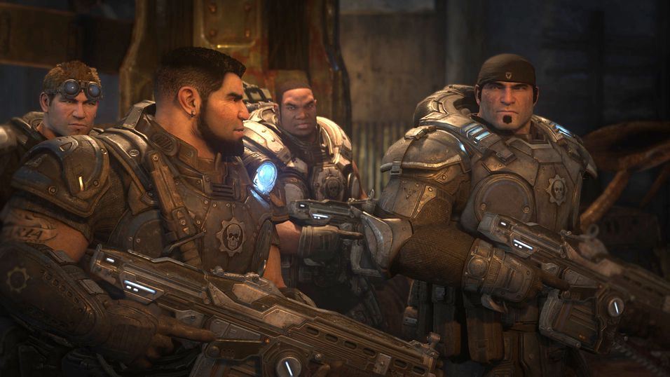 Gears of War og Killer Instinct kommer til PC i løpet av 2016