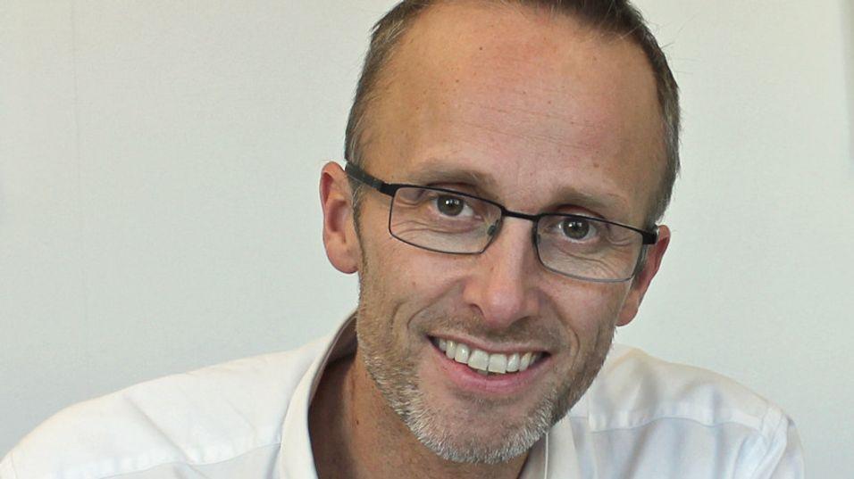 Administrerende direktør Ørjan Rolness i Otera XP ser lyst på 2016.  Målet er å gjenta årets omsetningsvekst.