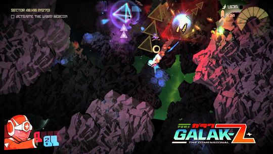 Galak-Z: The Dimensional.