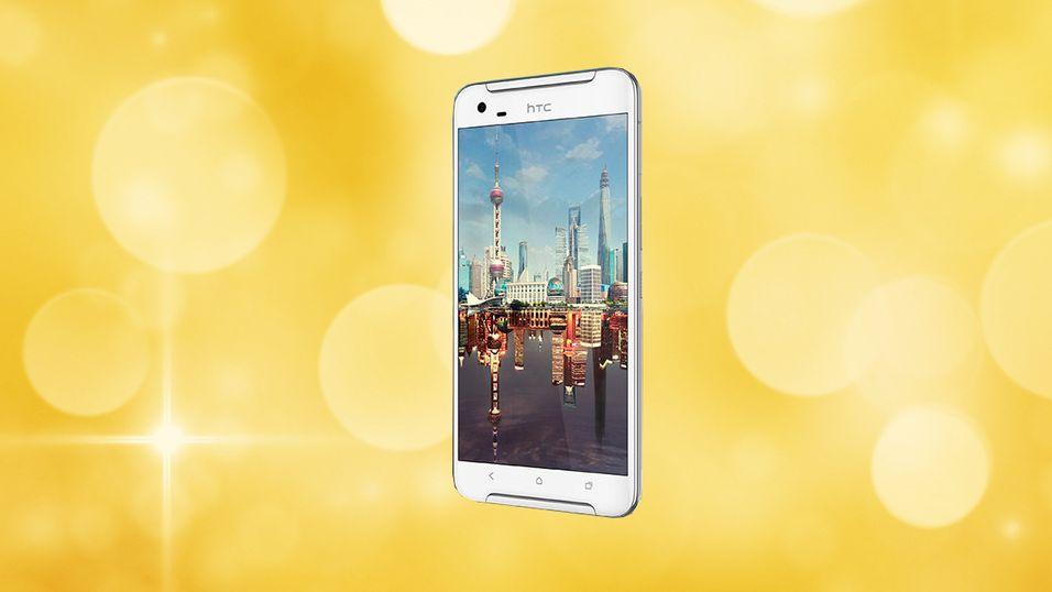HTC One X9.