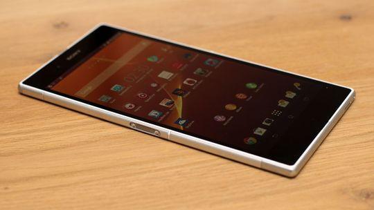 Får Xperia Z Ultra en oppfølger under årets CES? Enkelte rykter hevder det.