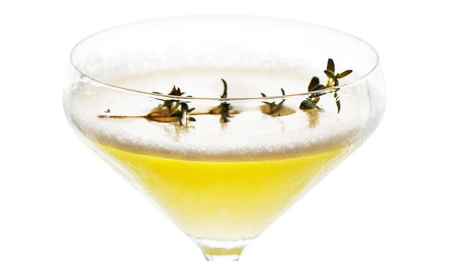 UKENS DRINK: Denne drinken pigger deg opp - også uten alkohol