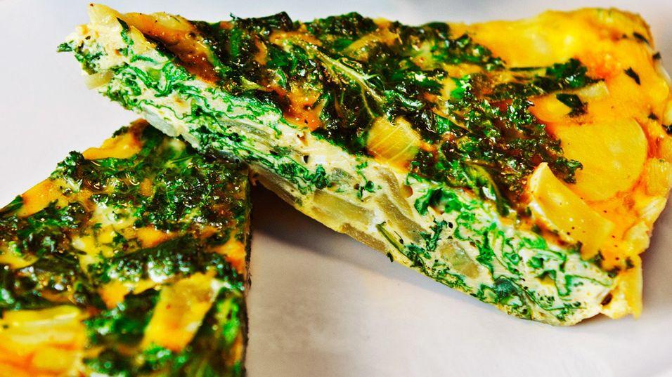 DAGENS RETT: Lag en vri på omeletten som garantert gir mersmak