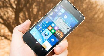 Test: Microsoft Lumia 550
