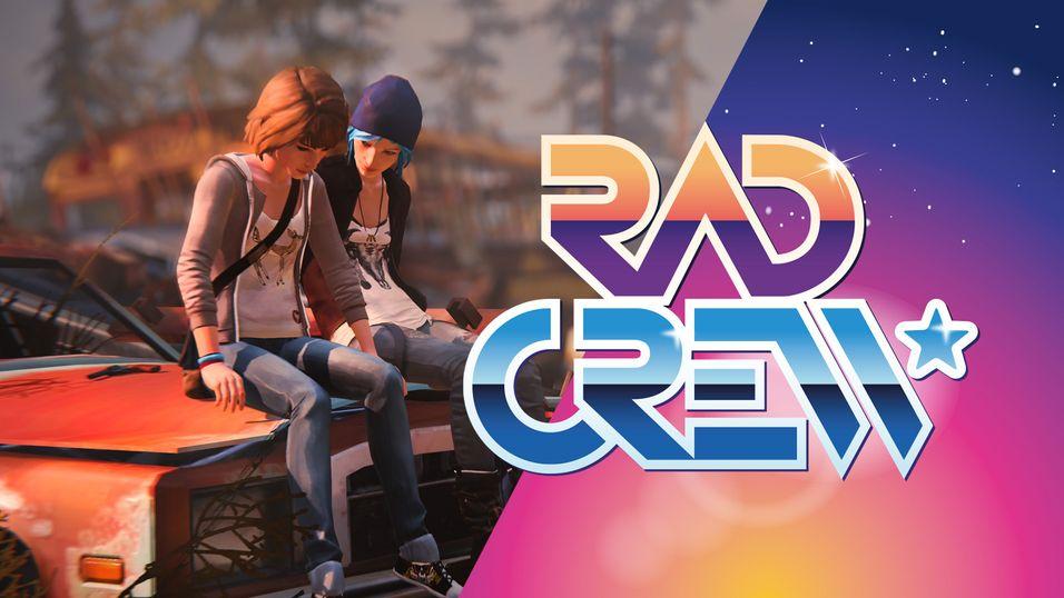 PODKAST: Rad Crew kårer årets beste spill i sin årsfinale