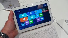 Samsung Ativ Tab 3 er det foreløpig siste Windows-nettbrettet fra Samsung som vi har testet her på huset.
