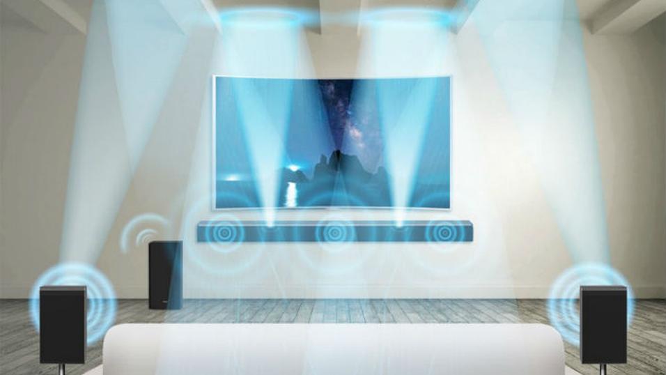 Samsung nye lydplanke er noe utenom det vanlige