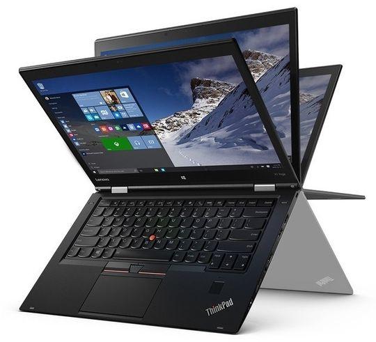 Lenovo ThinkPad X1 Yoga.