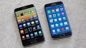 Samsung lanserte to Edge-modeller i 2015, men i 2016 blir det kanskje bare én.
