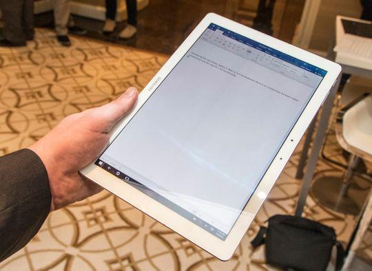 Samsung Galaxy TabPro S.