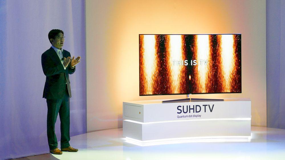 SNIKTITT: Samsungs nye toppserie blir rålekker