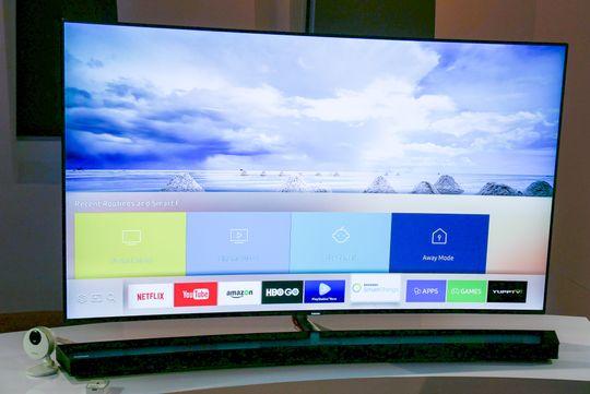 Samsungs nye 9-serie kan kommunisere med andre smart-dingser i huset ditt.