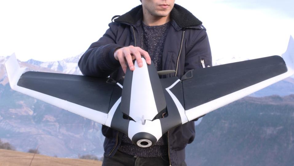 Parrots nye drone DISCO.