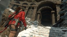 I Rise of the Tomb Raider møter vi en mer voksen Lara Croft.