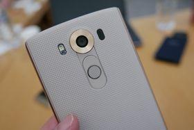 Kameraet på V10 blir visstnok veldig avansert – til mobilkamera å være, vel å merke.