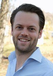 Thomas Wering, nordisk markedssjef for LGs mobildivisjon.