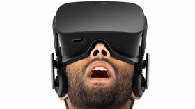 «Android VR» blir svakere enn Oculus Rift, her avbildet, men trolig også mye billigere.